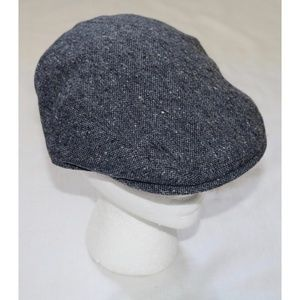 Magee 100% Lambswool Irish Woven Donegal Cap M
